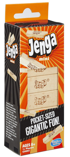 Hasbro Jenga Mini Game (5PK) $4.50