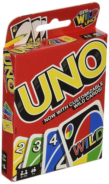 Mattel Uno Original Playing Card Game  (12PK)