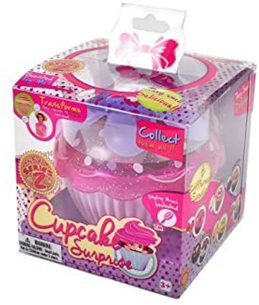 Cupcake Surprise Scented Princess Doll - Series 2 (12PK) MSRP $9.99