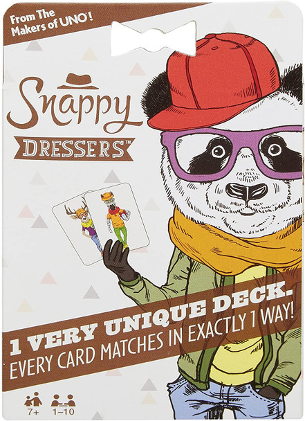 SNAPPY DRESSERS (12PK) MSRP $6.99  CLOSEOUT