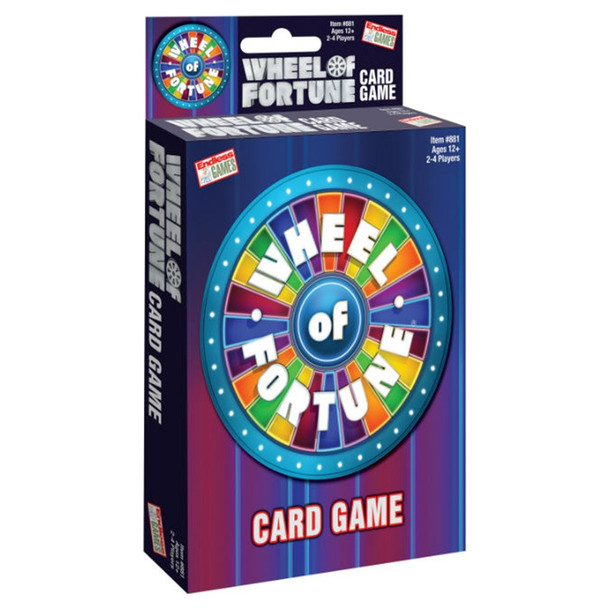 Wheel of Fortune Game (8PK)