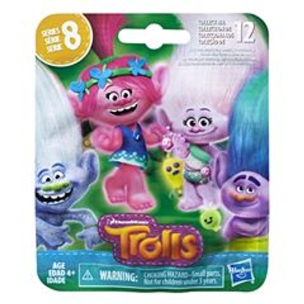 Trolls Small Blind Bag Series 8 (24PK)