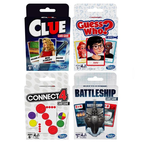 Hasbro Classic Card Game (8PK)