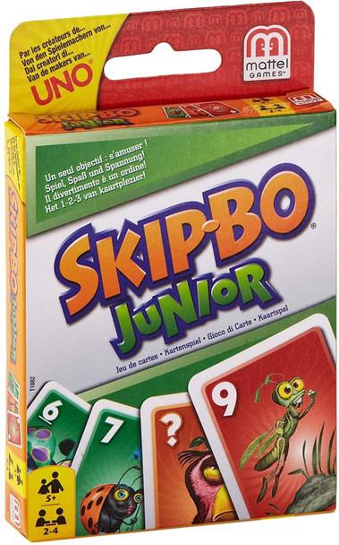 Mattel Skipbo Jr Game (8PK)