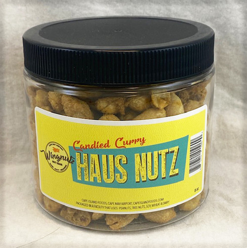 Candied Curry Peanuts