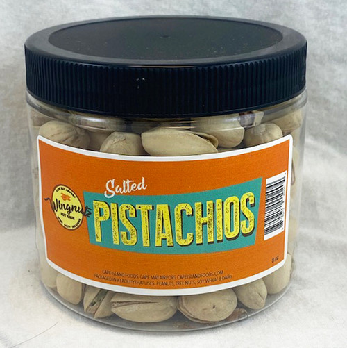 Salted Pistachios