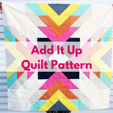 Add It Up Quilt Pattern by Cotton + Steel