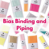Bias Binding & Piping Now Available