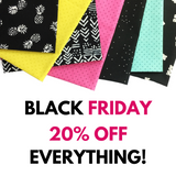 20% Off Everything This Black Friday!