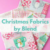 Christmas Fabric by Blend Fabrics: Kringle's Sweet Shop & Snowlandia