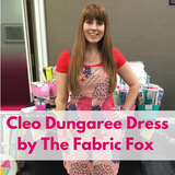 My Second Cleo Dungaree Dress