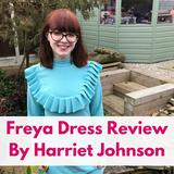Freya Dress Review by Harriet Johnson
