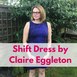 Summer Shift Dress by Claire Eggleton