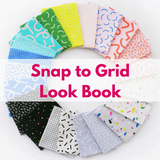 Snap to Grid Look Book