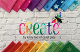 Create Fabric by Riley Blake Designs: PRE-ORDER NOW!
