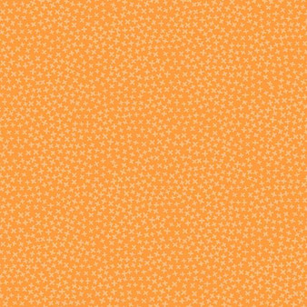 Tangerine from the Jax collection by Dear Stella. 100% lightweight cotton fabric