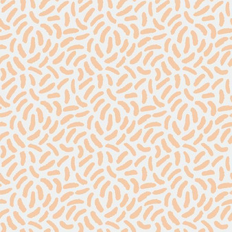 Pretty Pickles Peach from the Garden Glory collection by PBS Fabrics. 100% Cotton Fabric