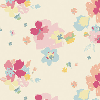 Sweet Dreamland from the Daydream collection by Art Gallery Fabrics. 100% OEKO-TEX Certified Standard Cotton Fabric