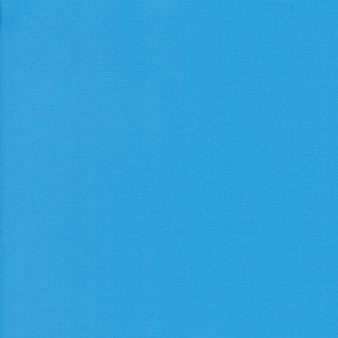 Little Boy Blue from the Bella Solids collection by Moda Fabrics. 100% Medium Weight Quilting Cotton.