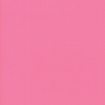 30s Pink from the Bella Solids collection by Moda Fabrics. 100% Medium Weight Quilting Cotton.