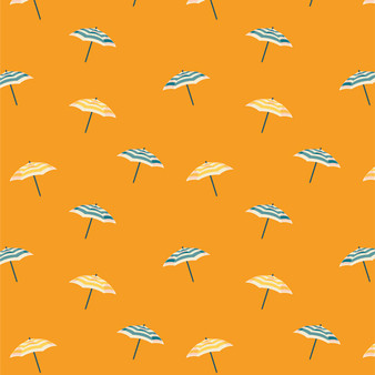 Seas the Day Citrus from the Sunburst collection by Art Gallery Fabrics. 100% OEKO-TEX Certified Standard Cotton Fabric