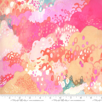Treetop Petal from the Fanciful Forest collection by Moda Fabrics. 100% Medium Weight Quilting Cotton.