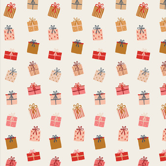 Gift of Giving from the Cozy and Magical collection by Art Gallery Fabrics. 100% OEKO-TEX Certified Standard Cotton Fabric