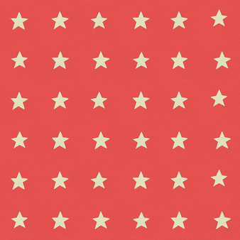 Stars Red from the Let The Good Times Roll collection by PBS Fabrics. 100% Cotton Fabric