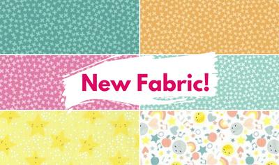 New Fabric by Dear Stella: Jax Fabrics and A Few Extras