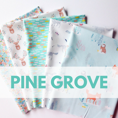 New Fabric - Pine Grove by Dear Stella