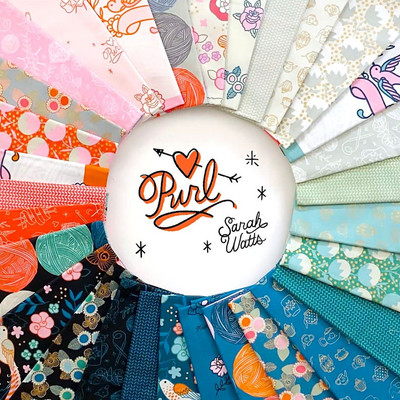 New Fabric by Ruby Star Society: Purl by Sarah Watts