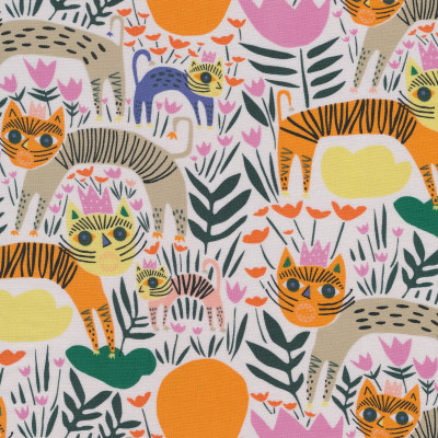 New Fabric: Wild by Cloud9 Fabrics