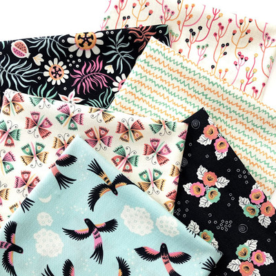 Tropical Garden by Cloud 9 Fabrics: New Fabric and Sewing Projects