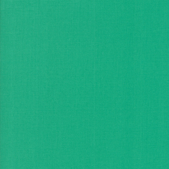 Spearmint from the Bella Solids collection by Moda Fabrics. 100% Medium Weight Quilting Cotton.