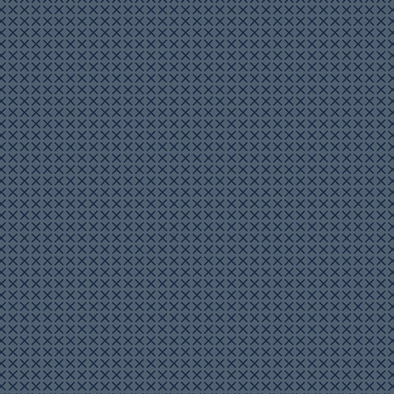 Slate from the Cross Stitch collection by Andover Fabrics. 100% Cotton Fabric
