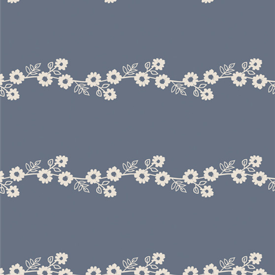 Daisy Chain from the Lilliput collection by Art Gallery Fabrics. 100% OEKO-TEX Certified Standard Cotton Fabric