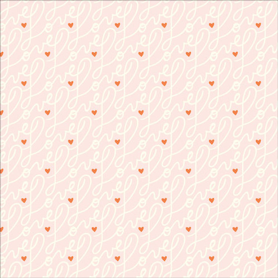 All is Love from the Universal Love collection by Cloud 9 Fabrics. 100% Certified Organic Cotton Fabric.