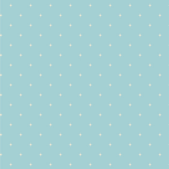 Shine Bright Sky from the Sunburst collection by Art Gallery Fabrics. 100% OEKO-TEX Certified Standard Cotton Fabric