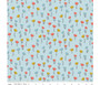 Fields Blue from the Petals and Pots collection by Riley Blake Designs. 100% Medium Weight Cotton