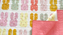 Easter Egg Hunt collection by Riley Blake Designs. 100% Lightweight Cotton (Image Credit: Riley Blake Designs Blog)