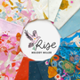 Rise collection by Ruby Star Society. 100% Lightweight Cotton