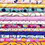 Escargot For It! collection designed by Hello!Lucky for Robert Kaufman. 100% Cotton Fabric