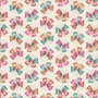 Flutter from the Tropical Garden collection by Cloud 9 Fabrics. 100% Certified Organic Cotton Fabric.