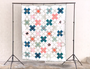 Purl Ruth Quilt by Kitchen Table Quilting