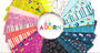 Adorn collection by Ruby Star Society. 100% Lightweight Cotton