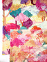 The Fanciful Forest collection by Moda Fabrics. 100% Medium Weight Quilting Cotton.