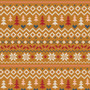 Warm and Cozy Caramel from the Cozy and Magical collection by Art Gallery Fabrics. 100% OEKO-TEX Certified Standard Cotton Fabric