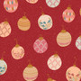 Deck the Halls from the Cozy and Magical Collection by Art Gallery Fabrics. 100% OEKO-TEX Certified Standard Cotton Fabric