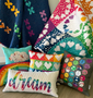 Projects made using the Dream collection designed by Kristy Lea for Riley Blake Designs. 100% Lightweight Cotton (Image Credit: Kristy Lea)