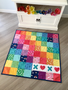XOXO Quilt made using the Dream collection designed by Kristy Lea for Riley Blake Designs. 100% Lightweight Cotton (Image Credit: Kristy Lea)